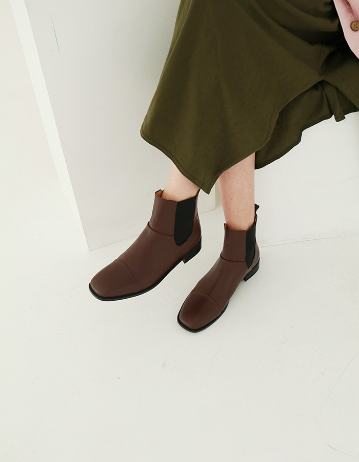 T024 chelsea  chocolate brown (2.5cm)